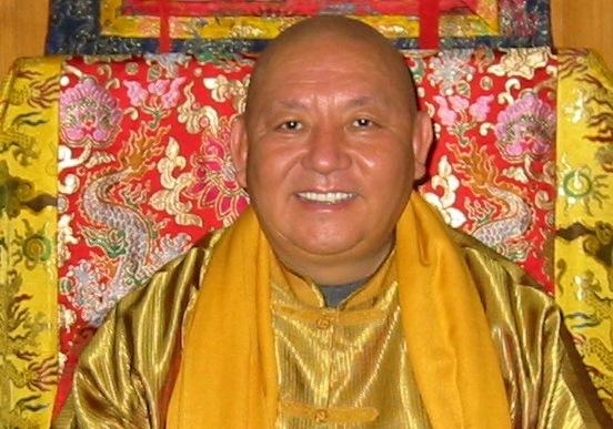 Master Tanpai Rinpoche
